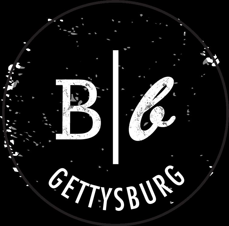 Board & Brush - Gettysburg, PA Studio Logo