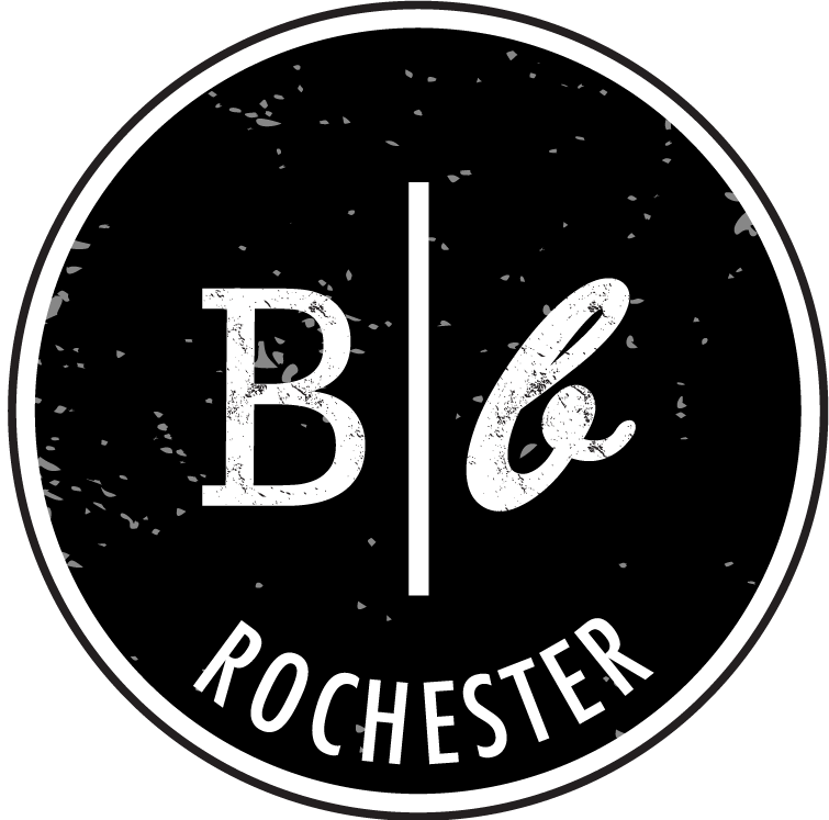 Board & Brush - Rochester, MN Studio Logo
