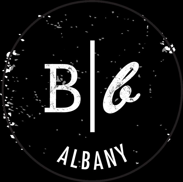 Board & Brush - Albany, GA Studio Logo