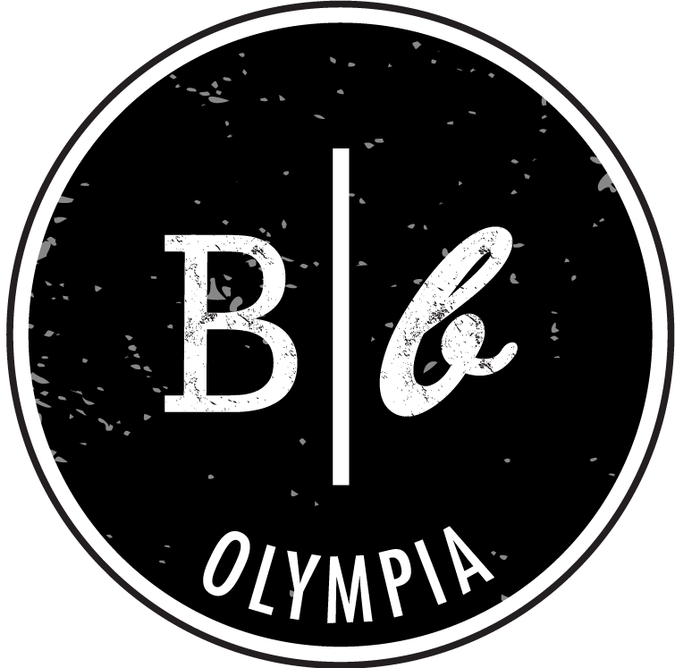 Board & Brush - Olympia, WA Studio Logo
