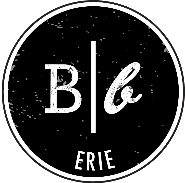 Board & Brush - Erie, PA Studio Logo