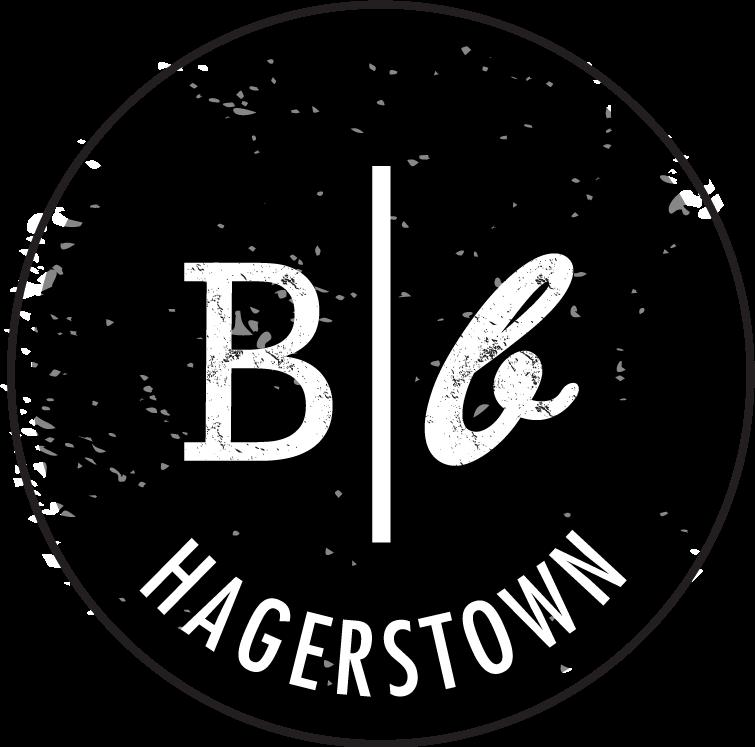 Board & Brush - Hagerstown, MD Studio Logo