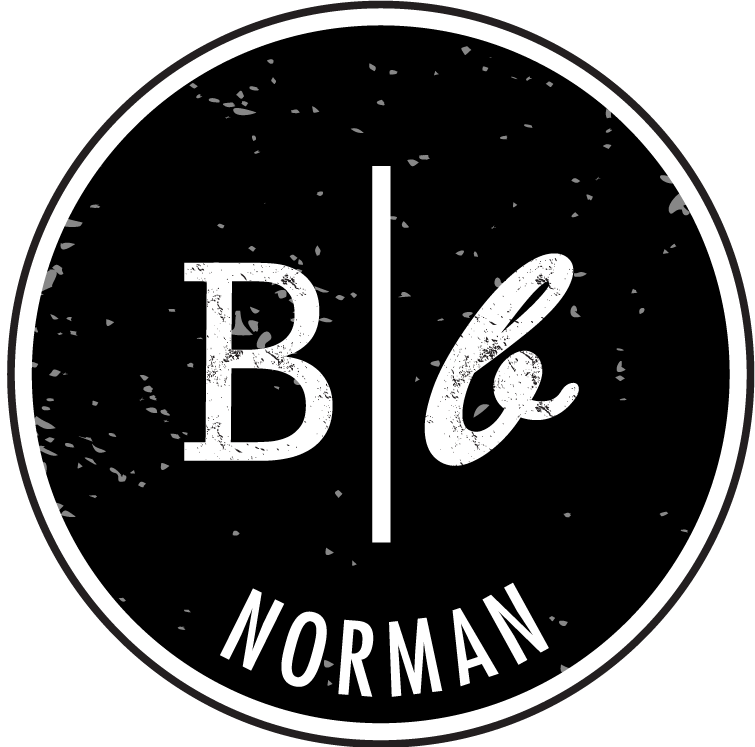 Board & Brush - Norman, OK Studio Logo