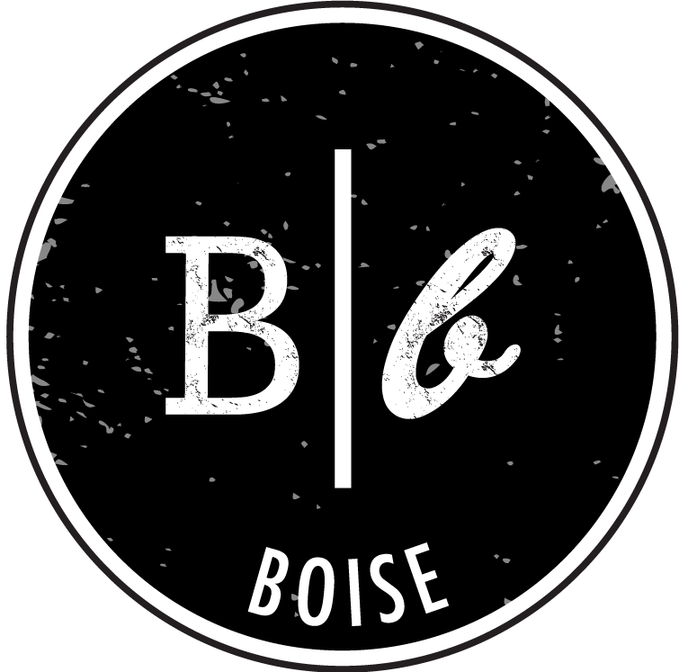 Board & Brush - Boise, ID Studio Logo