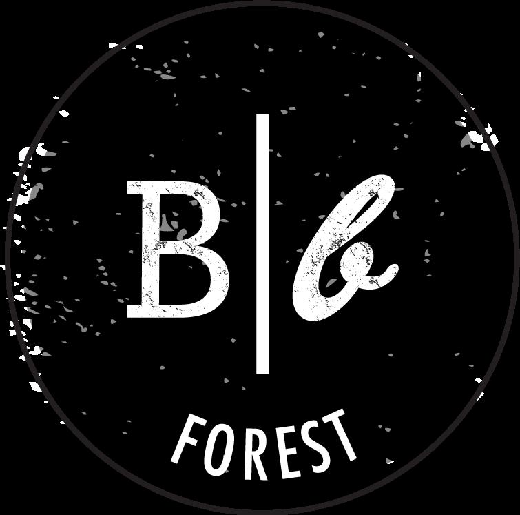 Board & Brush - Forest, VA Studio Logo