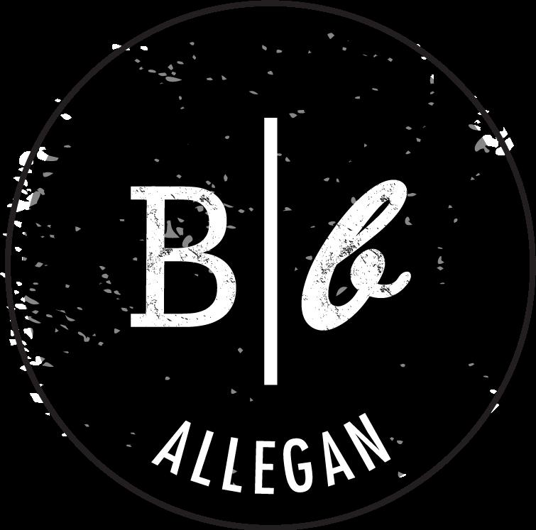 Board & Brush - Allegan, MI Studio Logo